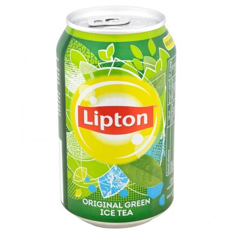 0,33 LIPTON ORIGINAL GREEN