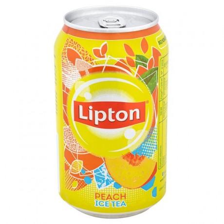 0,33 LIPTON PEACH