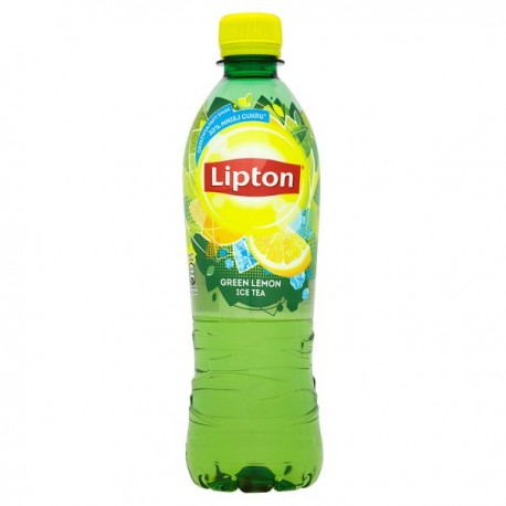 0,5 LIPTON ICE TEA GREEN TEA LEMON