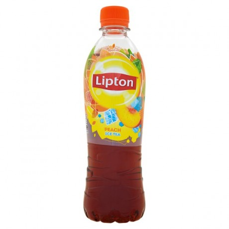 0,5 LIPTON ICE TEA PEACH