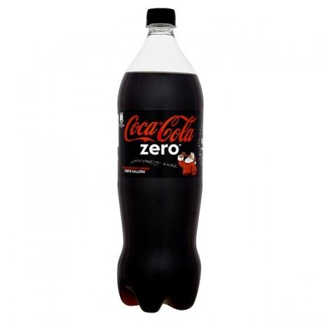 COCA COLA ZERO PET 1,5L