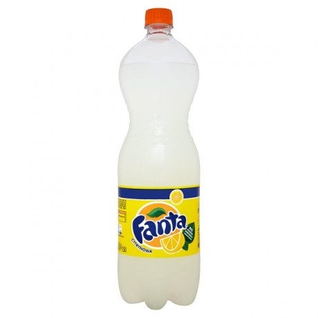 FANTA LEMON PET 1,5L