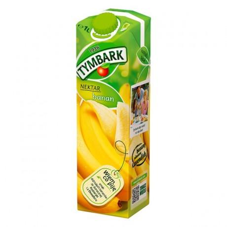 TYMBARK NEKTAR BANAN 1L